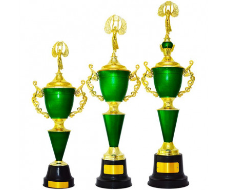 Produtos Troféus Médios  cod.7219 / cod.7220 / cod.7221 Irmossi