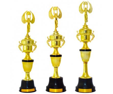 Produtos Troféus Médios  cod.7250 / cod.7251 / cod.7252 Irmossi