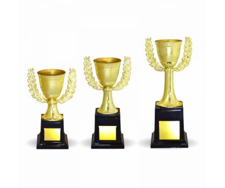 Produtos Troféus Pequenos  7762 / 7763 / 7764 Irmossi
