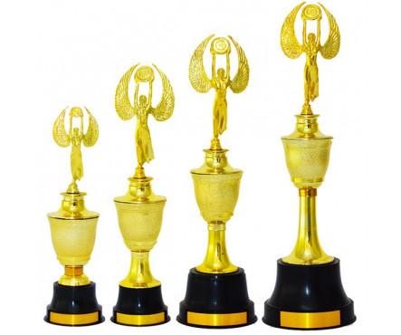 Produtos Troféus Pequenos  cod.7515 / cod.7516 / cod.7517 Irmossi