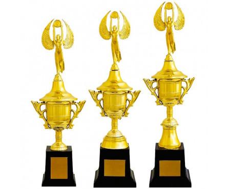 Produtos Troféus Pequenos  cod.7538 / cod.7539 / cod.7540 Irmossi
